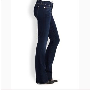 7 For All Mankind The Skinny Bootcut Jeans